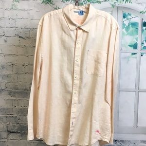 Tommy Bahama L linen